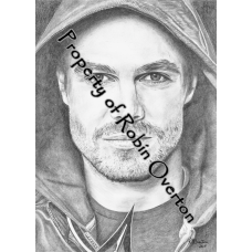 Oliver Queen-Stephen Amell