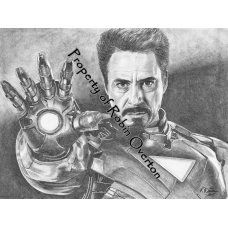 Iron Man-Robert Downey Jr