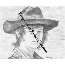 Carl - Original Drawing