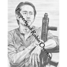 Glenn #3 - Original Drawing