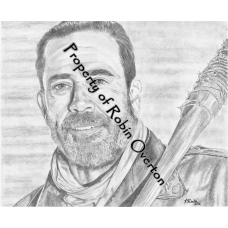 Negan #1 - Original Drawing