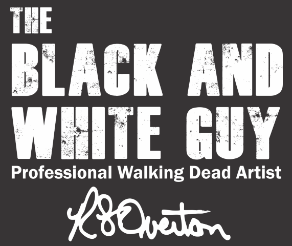 The BLACK AND WHITE GUY